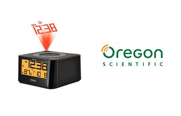 Oregon Scientific Radio Sveglia