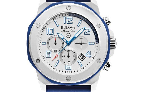 Orologio Cronografo Uomo Bulova Marine Star